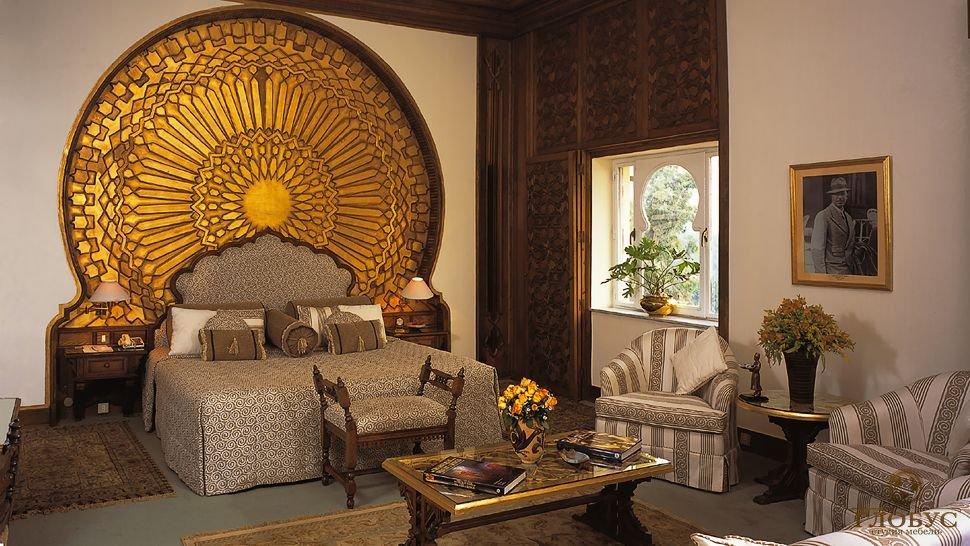 Дизайн квартиры с элементами египетского стиля